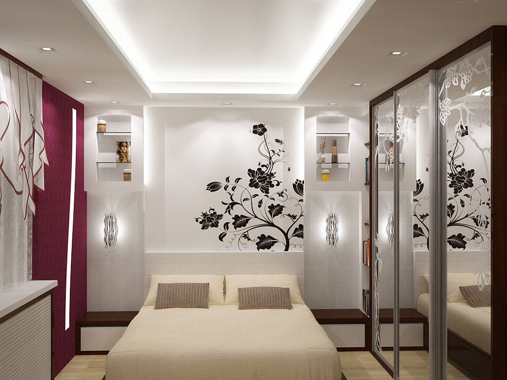 Дизайн спальни фото ремонта